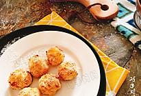 椰蓉鸡肉丸子的做法