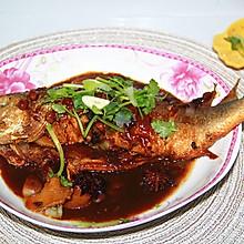 酱香黄花鱼