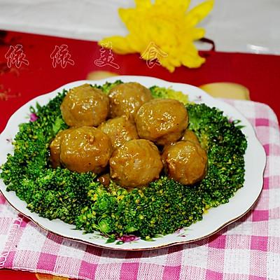 咖喱牛肉丸