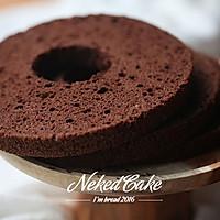 新红与黛绿-草莓巧克力裸蛋糕的做法图解9