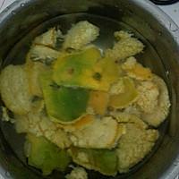 腌桔子皮-家常开胃小菜的做法图解1