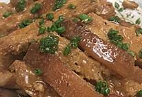 芋头扣肉肉的做法