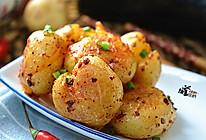 橄榄油香煎小土豆的做法