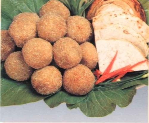芋圆(我们家经常做)的做法