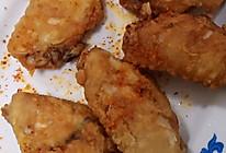蒜香脆皮炸鸡翅的做法