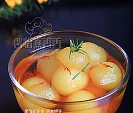 解暑养生菜----冰镇琥珀冬瓜的做法