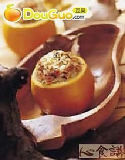 柳丁肉盅的做法