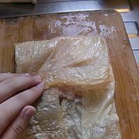 【豆腐皮肉卷】的做法图解5