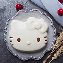 Hello Kitty 牛奶冻