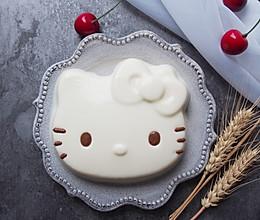 Hello Kitty 牛奶冻的做法