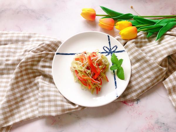 #520,美食撩动TA的心!#回甘三鲜丝
