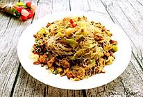 炒米线#厨此之外,锦享美味#的做法