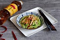 芹菜炒香干#金龙鱼外婆乡小榨菜籽油 外婆的时光机#的做法