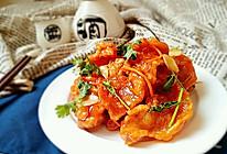 锅包肉(鸡胸肉版)――东北传统老做法的做法