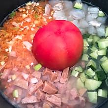 网红一整个番茄饭