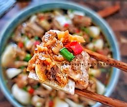豉汁排骨蒸芋头#新春美味菜肴#的做法