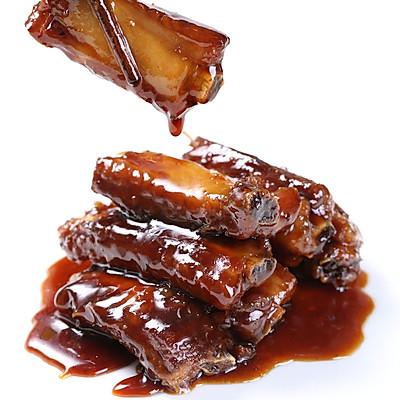 糖醋排骨—捷赛私房菜
