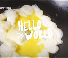 圆葱炒鸡蛋的做法