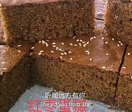 红枣蛋糕的做法