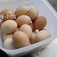 【咸鸡蛋】用鸡蛋也能腌金黄流油的咸蛋的做法图解1