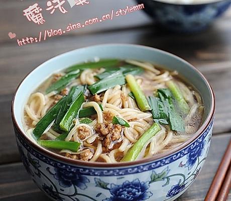 云南小锅米线的做法