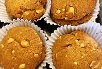 #中秋团圆食味#绝对零失败的椰香花生酥曲奇饼干的做法