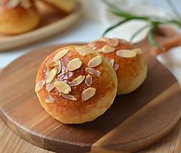 奶香小面包#带着零食去旅行#的做法