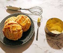 菠萝包~心心念的港式茶餐厅里的美味~的做法