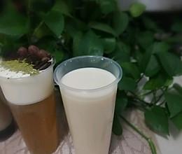 茉莉奶茶的做法