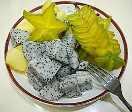 杨桃水果沙拉的做法