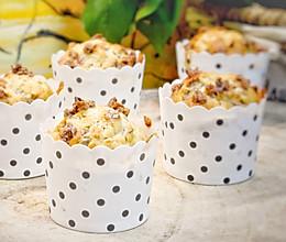 燕麦香蕉麦芬——早餐健康能量100分的做法
