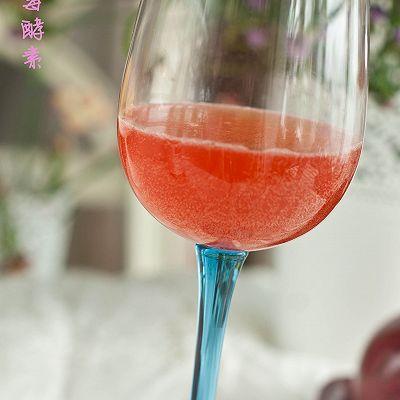 草莓酵素------做冻龄美女,体验酵素的美容功效