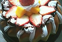 萨瓦林蛋糕的做法