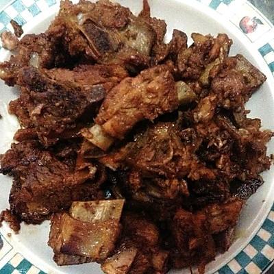 排骨两吃(冬瓜排骨汤、红烧排骨)