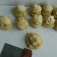玫瑰芝士鲜肉月饼的做法图解8