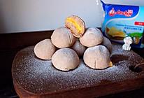 香芋奶酪球#安佳烘焙学院#的做法