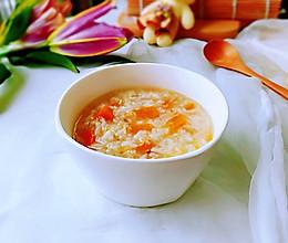 #好吃不上火#香浓南瓜燕麦粥的做法