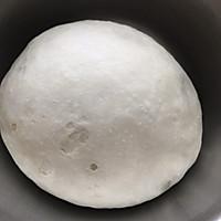 牛奶面包卷——超级软超级好吃的做法图解1