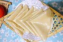 美味薄春饼的简易做法的做法