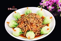 香菇豆腐扒菜胆的做法