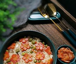 高颜值糯米饭的做法