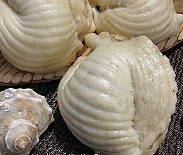 贝壳椒盐花卷的做法