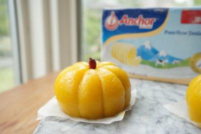 #安佳幸福家常菜#软糯Q弹的南瓜饼