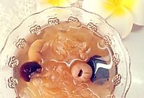 红枣桂圆银耳汤的做法
