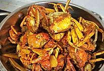 葱油香辣蟹的做法
