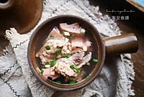 【排骨莲藕汤】#快手又营养,我家的冬日必备菜品#的做法