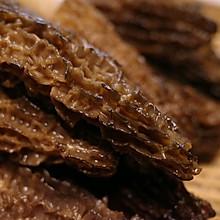 羊肚菌炒肉