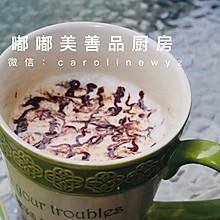 10分钟用咖啡豆煮好一杯卡布其诺