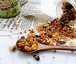 自制即食免煮燕麦片#发现粗粮之美#的做法