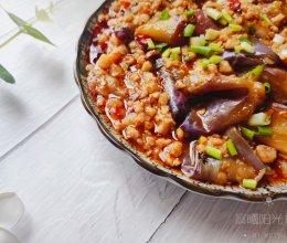 川式肉末茄子/鱼香茄子做法的做法